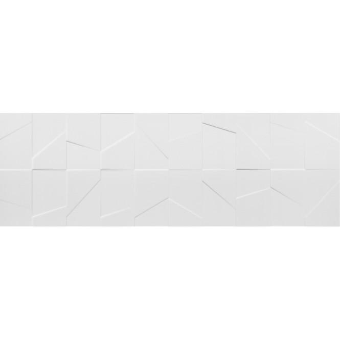 Pure White Str. Mate 40x120