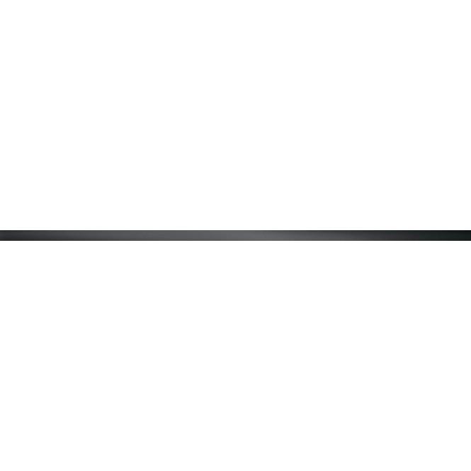 Universal strip black 2x90